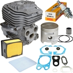 Cross Performance Husqvarna K760 II (new type) cylinder kit Rebuild Kit