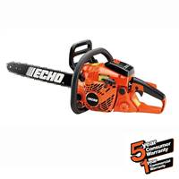Echo CS-400F 40.2 cc Chain Saw with i-30 Starter and FasTension 18""