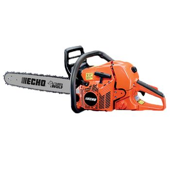 Echo CS590 60cc, Timber Wolf, 4.0 Hp Rear Handle Saw