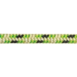 Pelican Green/Black/White - 16 Strand 1/2 X 120'