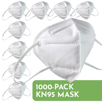 KN95 Disposable Face Mask 1000-Pack
