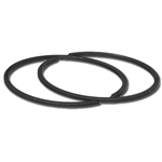 Partner K650 K700 piston rings set of two