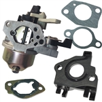 Honda GX340 11hp carburetor with gaskets