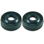 Husqvarna oil seals set fits 36, 37, 141, 142