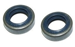 Husqvarna 181, 281, 288, 385, 390, 394 oil seals
