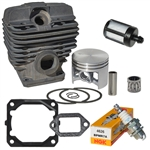 Stihl chainsaw top end rebuild kit for Stihl 044 chainsaw overhaul