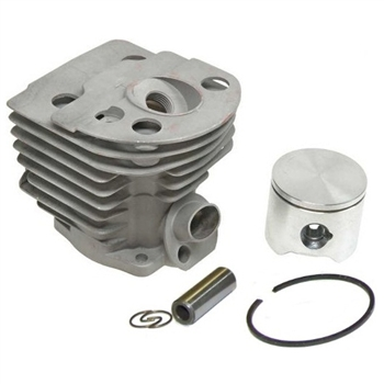 Husqvarna 55 cylinder and piston assembly