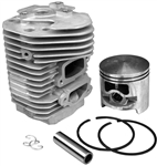 Stihl TS760 cylinder and piston assembly