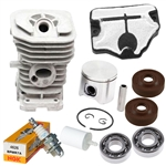 Husqvarna 136, 137, 141, 142 cylinder kit 40mm Rebuild Kit