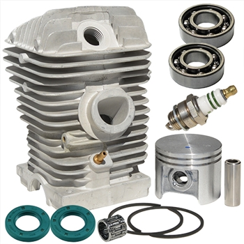 Stihl 025, MS250, 023, MS230 cylinder + overhaul kit