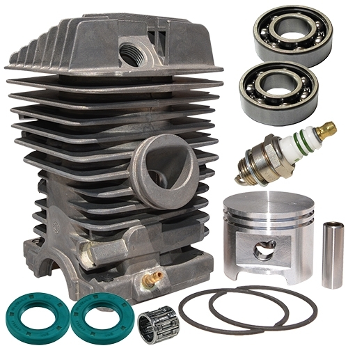 Stihl MS310 cylinder kit 47mm + overhaul kit