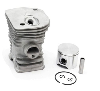 Husqvarna 340 & 345 cylinder and piston assembly