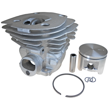 Husqvarna 346 XP cylinder and piston assembly
