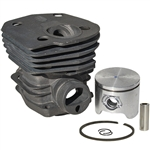 Jonsered 2149 2150 2152 2153 cylinder and piston assembly
