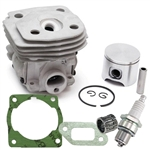 Husqvarna 357 & 359 cylinder kit, gaskets, bearing