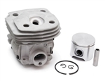 Husqvarna 357 & 359 cylinder and piston assembly