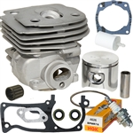 Hyway Husqvarna 357, 359, Jonsered 2156, 2159 cylinder kit 47mm Rebuild Kit