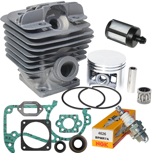 Stihl 036, MS360 overhaul kit with crankshaft