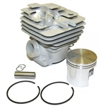 Stihl MS361 big bore cylinder piston assembly 49mm