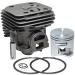Hyway Cylinder Kit Pop-Up 50mm for Husqvarna 372 XP X-Torq