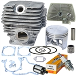 Hyway Stihl 038 Magnum, MS380 cylinder kit 52mm Rebuild Kit