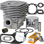 Husqvarna 395, 395XP Big bore cylinder kit 58mm Rebuild Kit