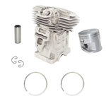 Hyway Nikasil Plated Cylinder Kit fits Stihl MS391