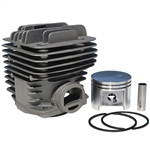 Stihl TS400 cylinder and piston assembly