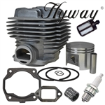 Hyway Stihl TS400 Top end overhaul kit