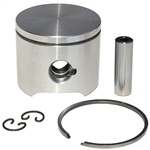 Husqvarna 50 piston and rings assembly 44mm