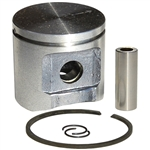 Husqvarna 136, 137 piston and rings assembly 38mm