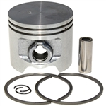 Husqvarna 180, 280, 380, 480 piston and ring assembly 52mm