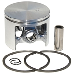 Husqvarna 262 & 262XP piston and rings assembly 48mm