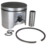 Husqvarna 350 351 piston and rings assembly 50mm