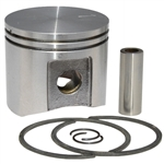 Husqvarna 385 piston and rings assembly 54mm
