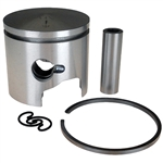Husqvarna 425T piston and rings assembly 34mm