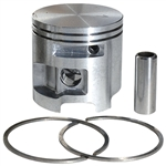 Husqvarna 576, 576XP piston and rings assembly