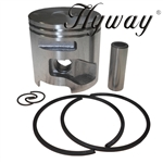 Husqvarna / Partner K750 piston and rings assembly