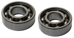 Husqvarna 181, 281, 288, 385, 390, 394 crankshaft bearings set