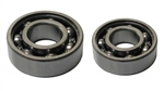 Stihl TS400 concrete cut off saw crankshaft case bearings set