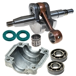 Stihl 023, 025, MS230, MS250 crankshaft and bearings kit
