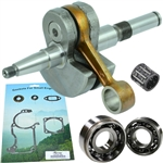 Stihl 026, MS260 crankshaft with bearings, gaskets and seals