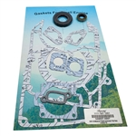Stihl TS760 gasket set with oil seals