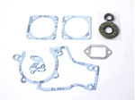Stihl 038 MS380 & MS381 gasket set with oil seals