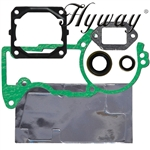 Stihl 044 MS440 gasket set with oil seals