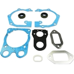 Husqvarna / Partner K750 concrete cut off saw complete engine gasket set with oil seals