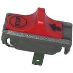 Stop switch for Husqvarna chainsaws