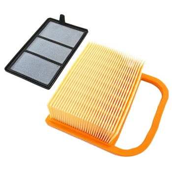 Stihl TS410 & TS420 air filter combo kit 2 piece set