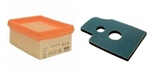 Makita, Dolmar, Wacker cut off saw air filter set