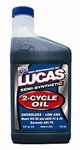 Lucas 2-cycle semi-synthetic oil 6.4 oz